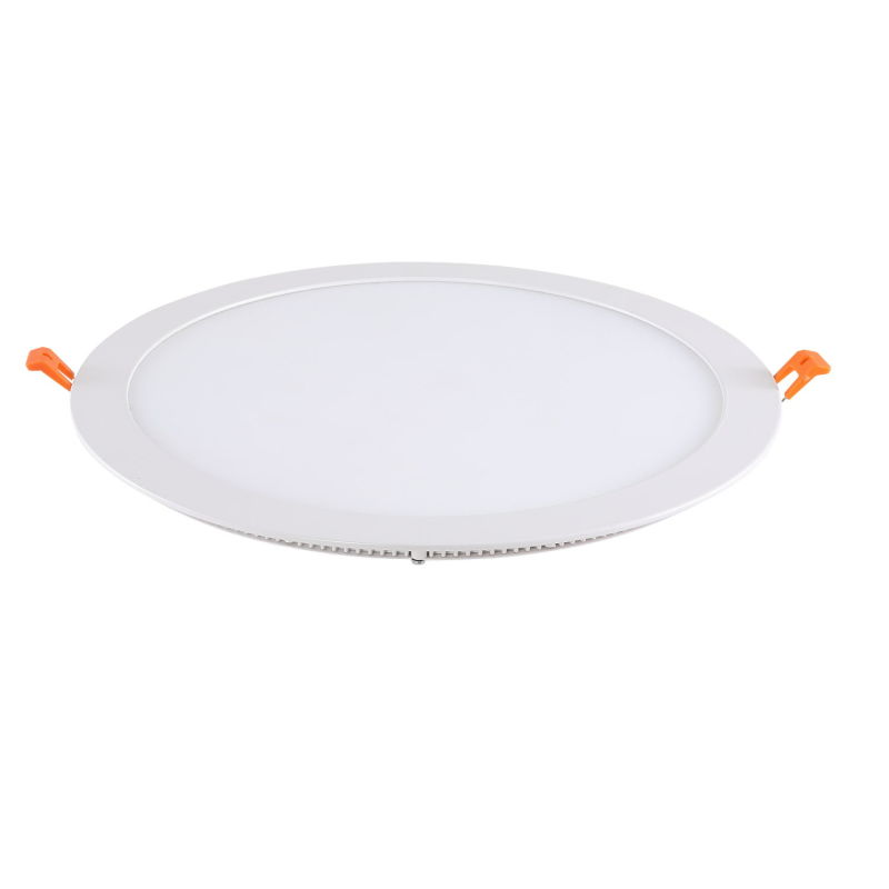 Ce RoHS Approved 24W Embedded Round LED Panel Light