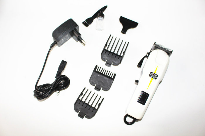 Professional Cordless Hair Trimmer Salon Use Hair Clipper Rechargeable Clipper