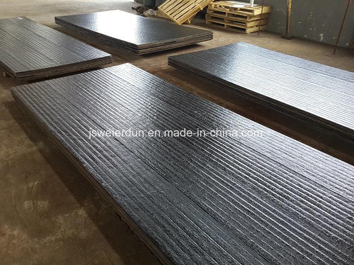 Special Surfacing Tungsten Carbide Wear Resistant Plates