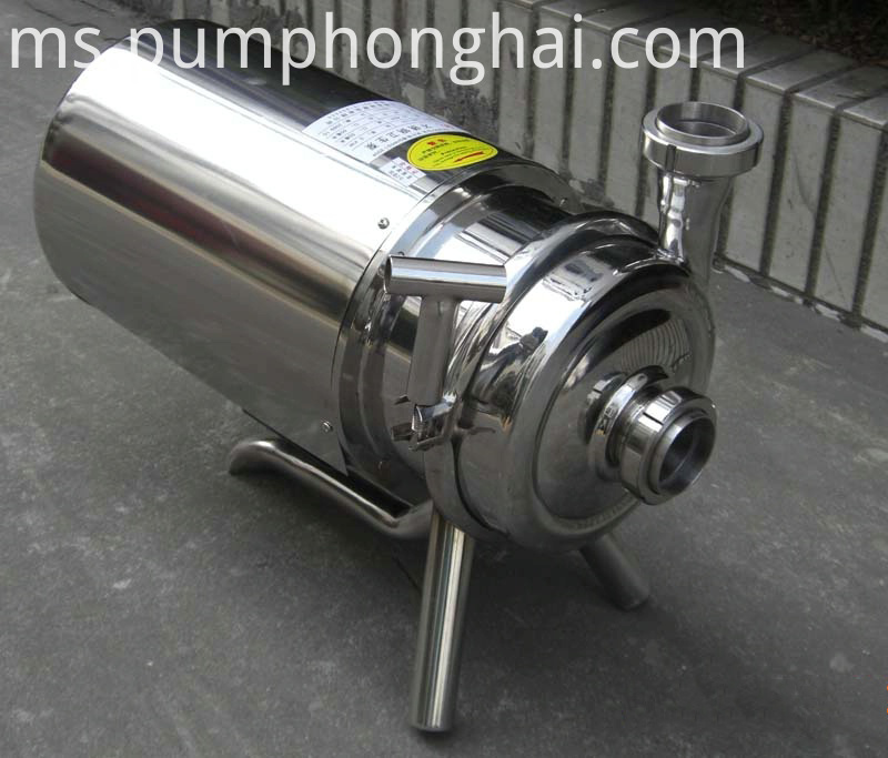 Centrifugal Water Milk Pump