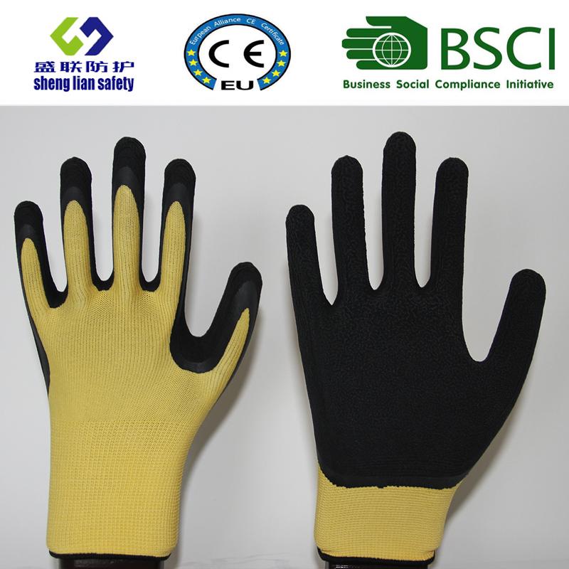 Foam Latex Coated Gardening Safety Glove