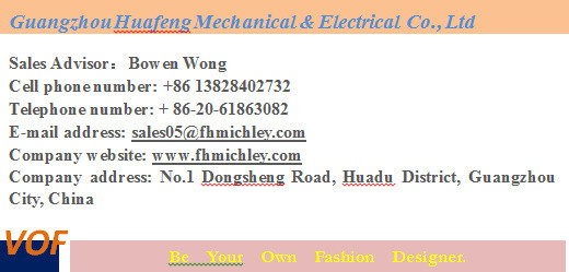Domestic High Speed Sewing Machine for Woolen (FHSM-508)