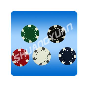 11.5g Plain Poker Chips (SY-D07)