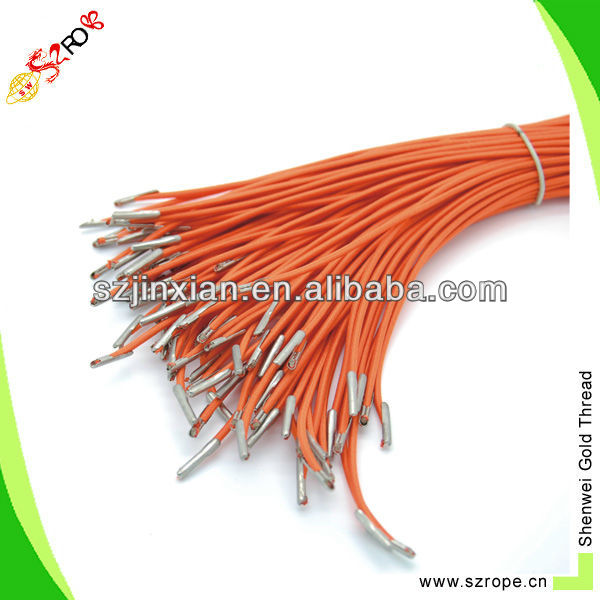 Elastic String With Metal Tips Elastic Rope With Barbs Elastic