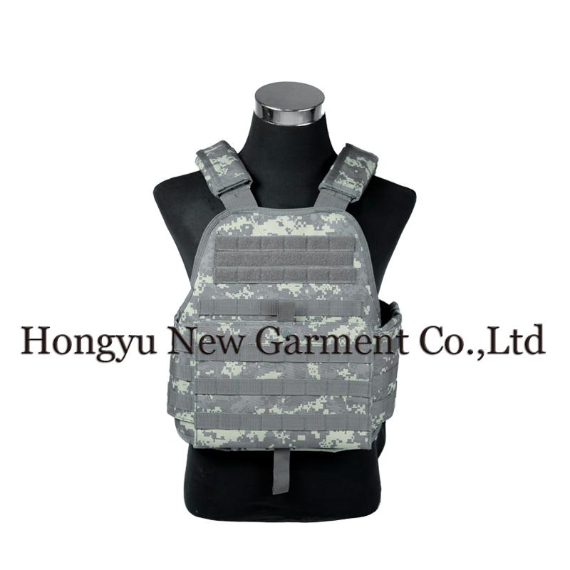 Bullet Proof Ballistic Vest Full Body Armor for Military (HY-BA005)