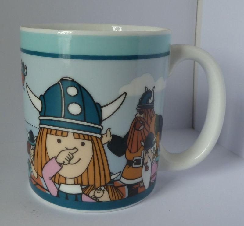 Porcelain Coffee Mug (CY-P144A)