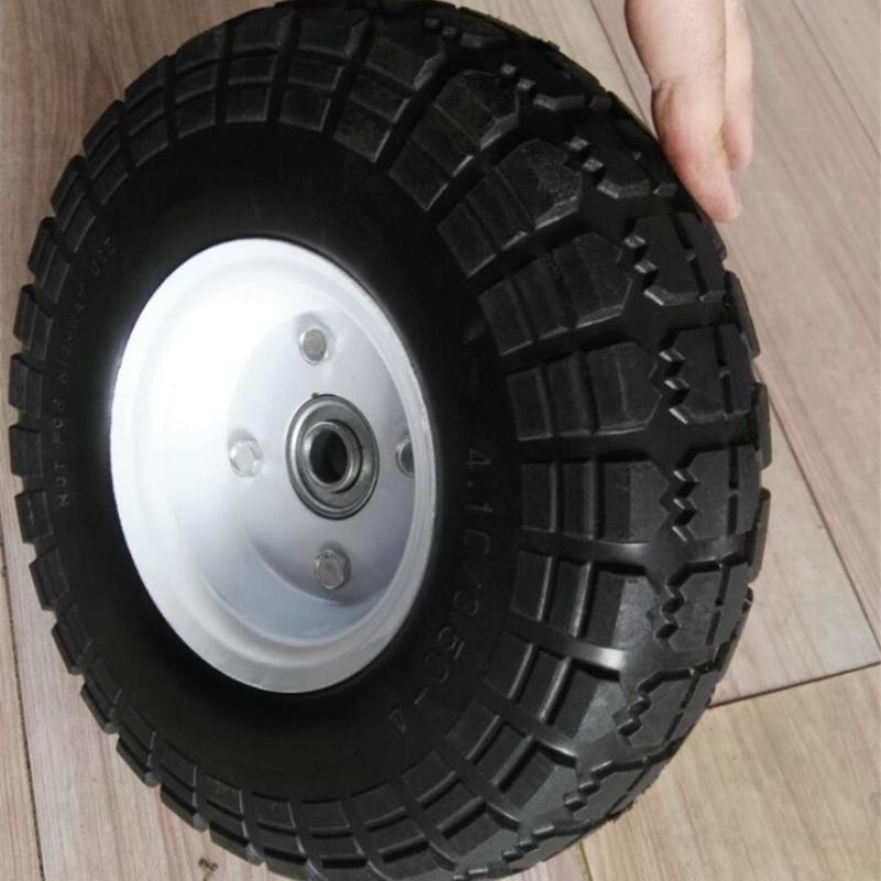 PU Foam Wheel 3.00-4 for Hand Truck