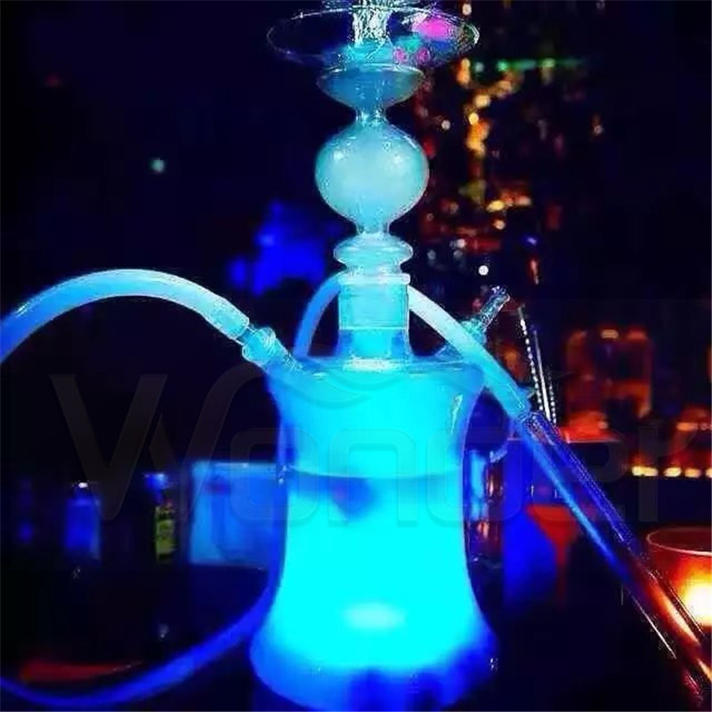 OEM Service Red Glass Hookah for Great Price