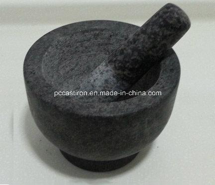 Granite Mortars and Pestles Size 15X10cm