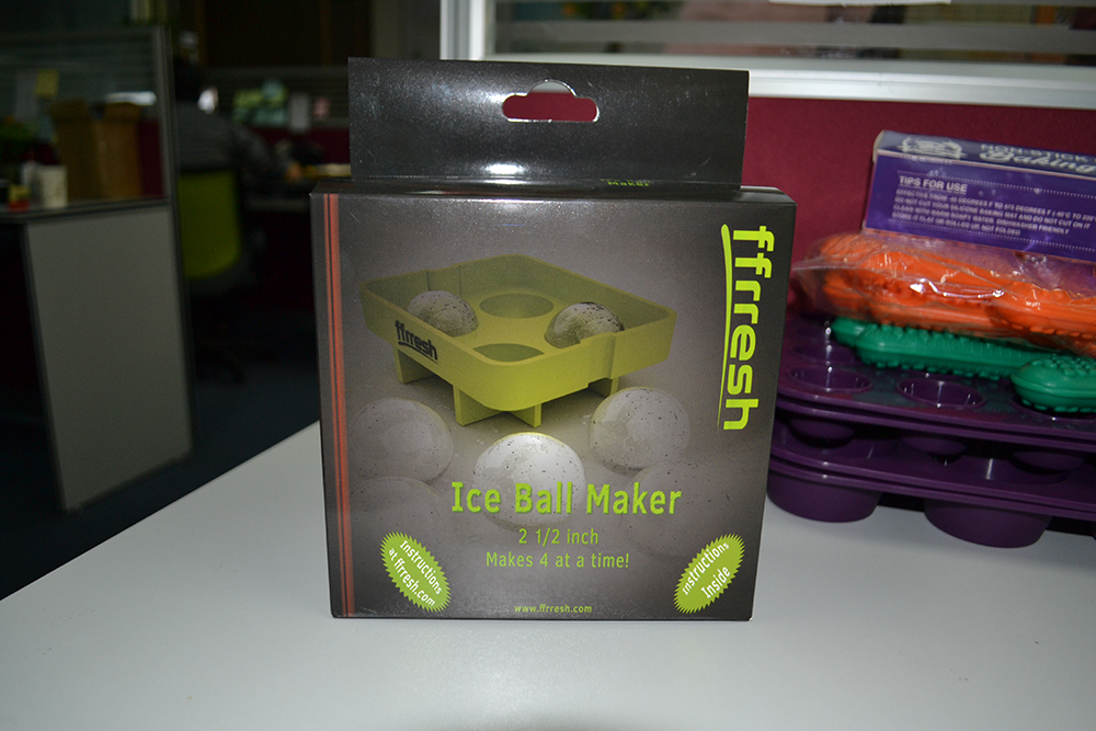 Ice Ball Mold