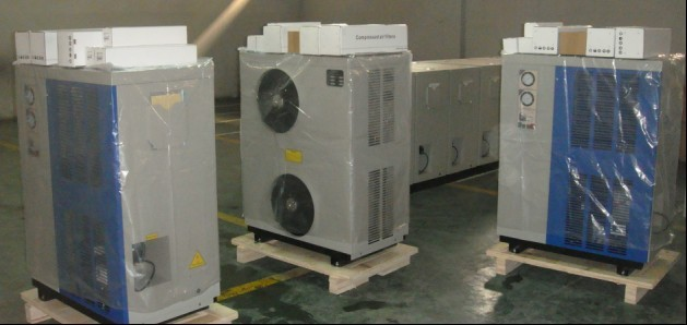 Refrigerated Air Dryer Air Chiller Air Drier Desiccant Drier (ADH-40F)