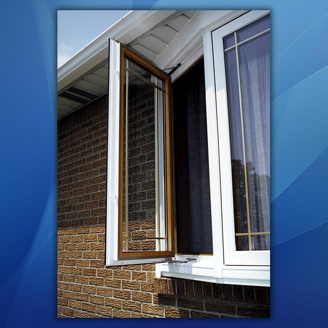 Double Glazing Window Aluminium Casement Windows/Aluminum Window/Window with AS/NZS2208 Certification