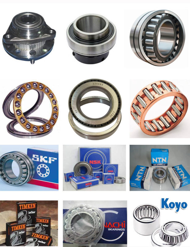 High Temperature Resistance Taper Roller Auto Bearing (32222)