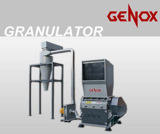 Computerized and Automatic PP PE PVC Plastic Crusher/Plastic Grinder/Plastic Granulator