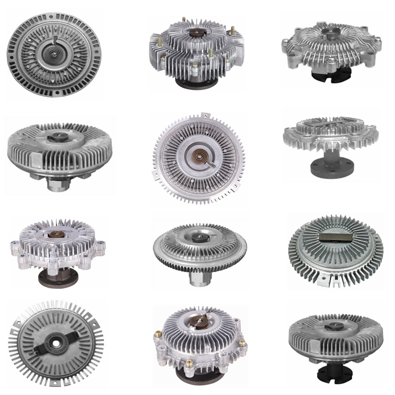 Hot Sell Cooling System Auto Fan Clutch Diesel