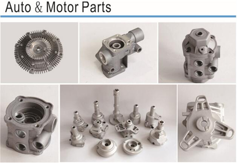 OEM Customized Aluminum Die Casting for Auto Part
