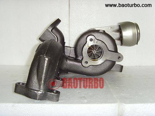 Turbocharger Kp39A/54399880017