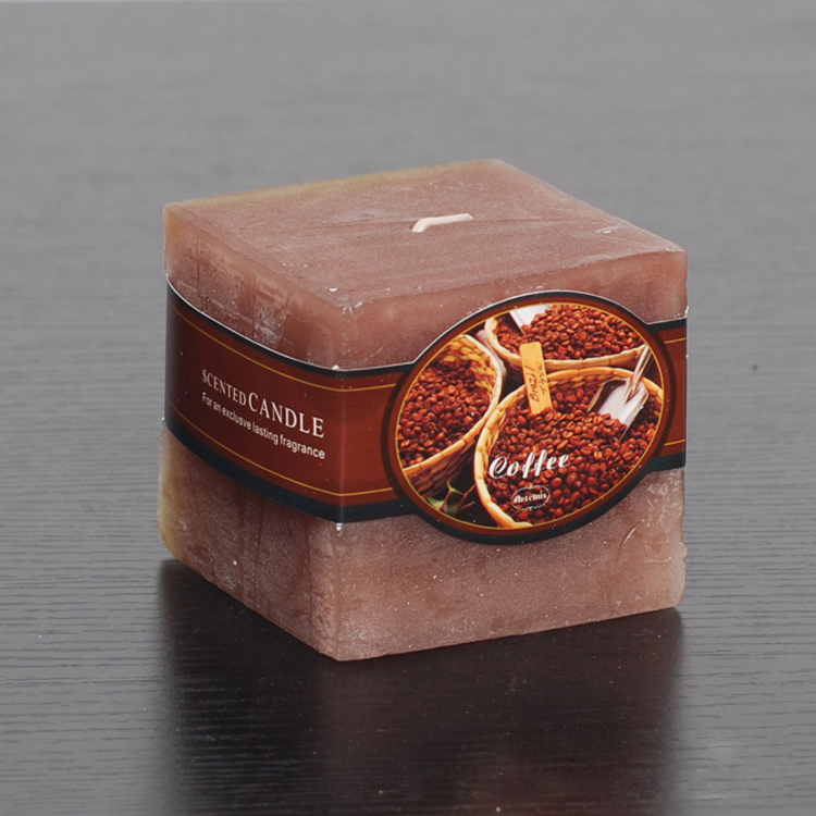Aroma Square Candles