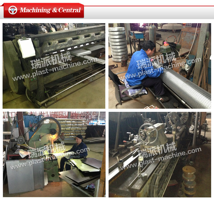 Automatic Polythere Bag Making Machine with CE