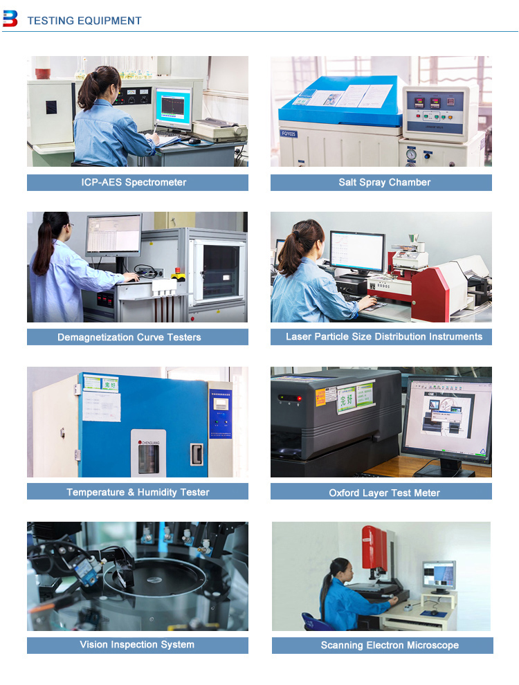 produce Neodymium magnet