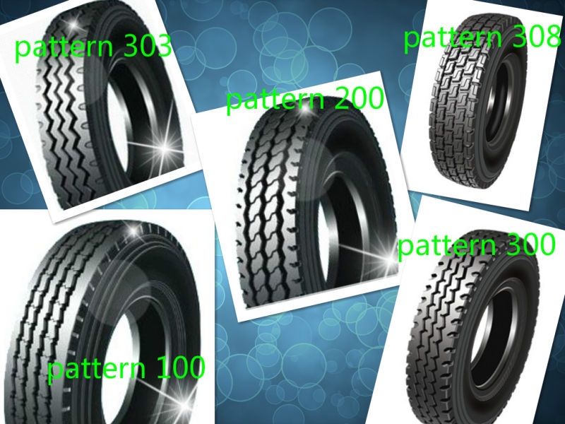 Annaite Truck Tire 12.00r24 with DOT Certification Pattern 303