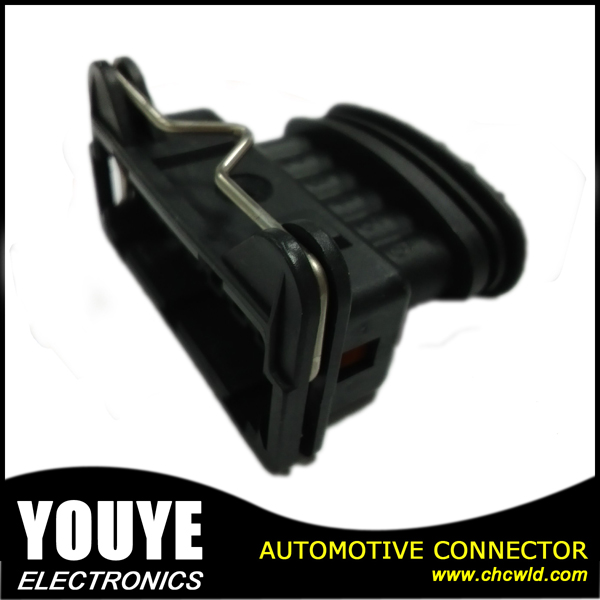 6 Way Flat Auto Wiring Harness Connector