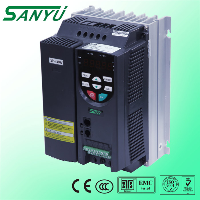 Sanyu Sy8000 220V 3phase 5.5kw~7.5kw Frequency Inverter