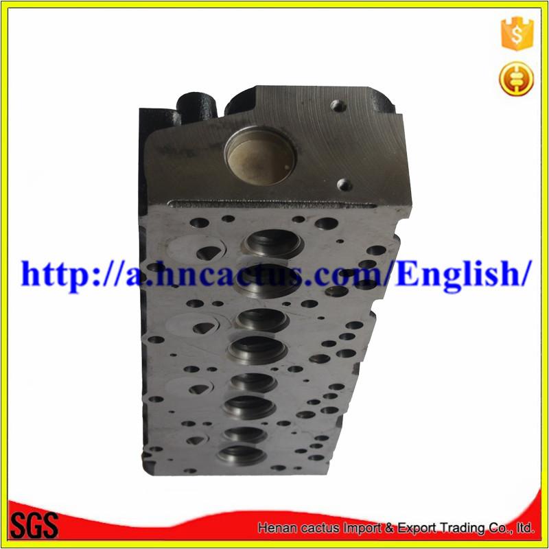 4jg2 Cylinder Head for Isuzu Engine Parts 8970165047