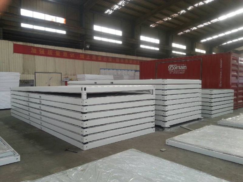 Containerized Modular Building for Residential Application