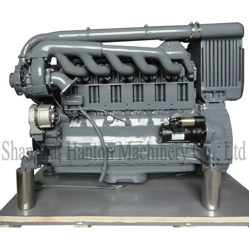Deutz BF6L913 Water Pump Genset Air Cooling Diesel Motor Engine