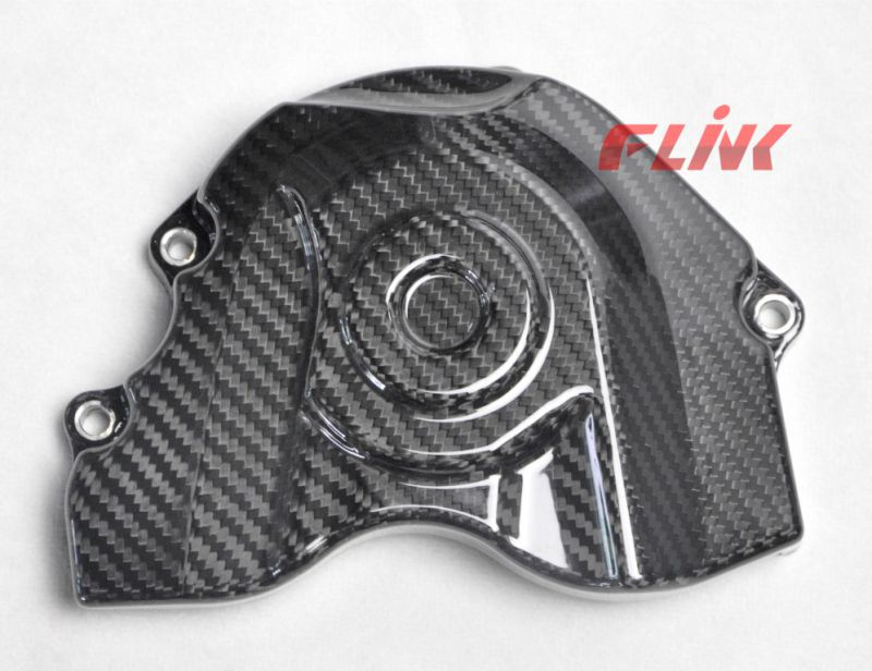 Carbon Fiber Engine Cover K1064 for Kawasaki Zx10r 2016