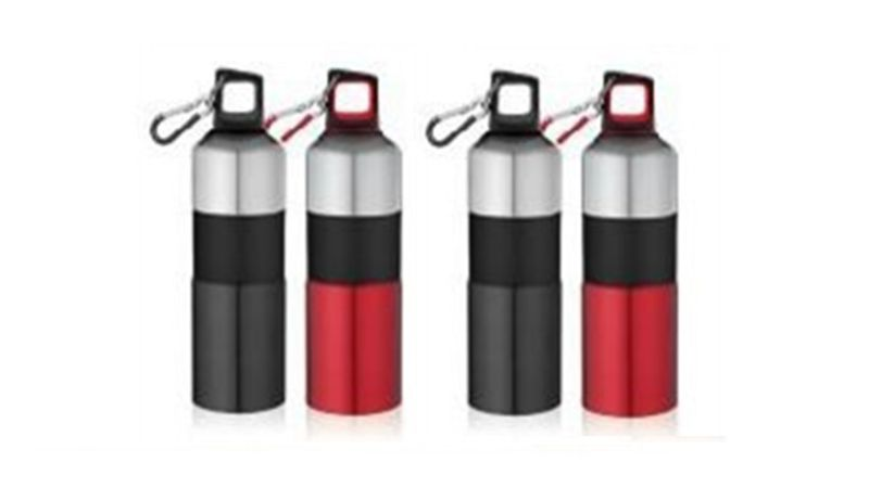25oz 750ml Custom BPA Free Stainless Steel Water Bottle, Eco-Friendly Sports Bottle With Climbing Button