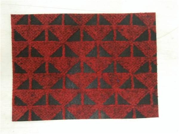 Non-Woven Double Jacquard Carpet of Exhibitioni Carpet