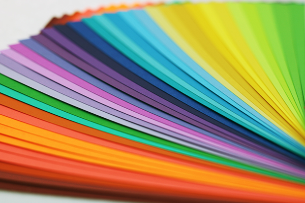 High Quality Pure Wood Pulp 120g Color Paper