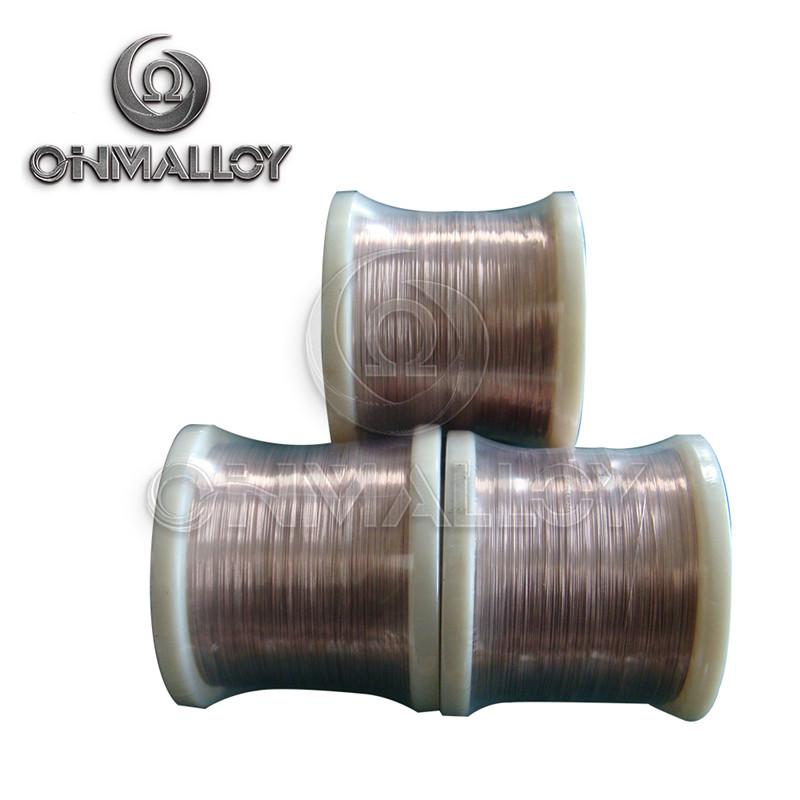 0.3/0.5/0.8mm Type T Thermocouple Wire Copper /Constantan Wire for Temperature Measurement