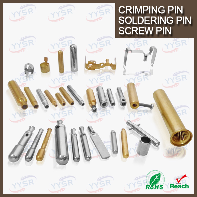 Yysr Professional Producer All Kinds Plug Brass Pins for Plug Insert