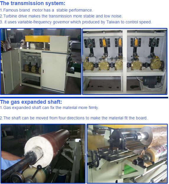 Aluminium Plate Surface Decoration Machine