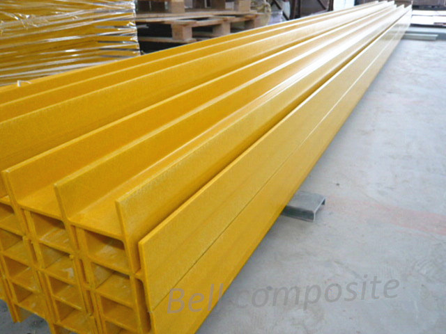 FRP Channel/ Pultruded Profiles/ Construction Material