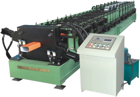 Professional Manufacturer of Steel Cold Downpipe Elbow Roll Forming Machine