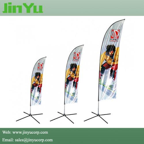 Flag Pole Fiberglass Pole for Beach Flags
