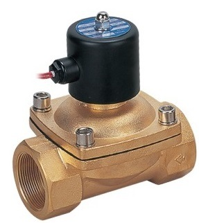 2W350-35 2/2 Way Electronic Flow Control Solenoid Water Valve