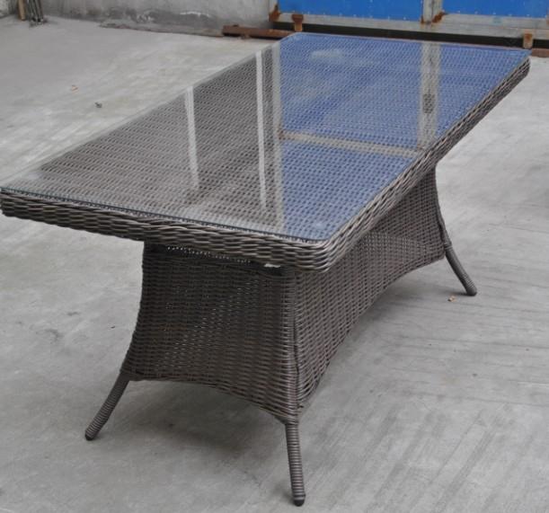 Outdoor Rattan Garden Wicker Dining Set Patio Furniture