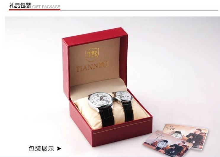 Hot New Products for 2016 Valentine's Gift Love Watch