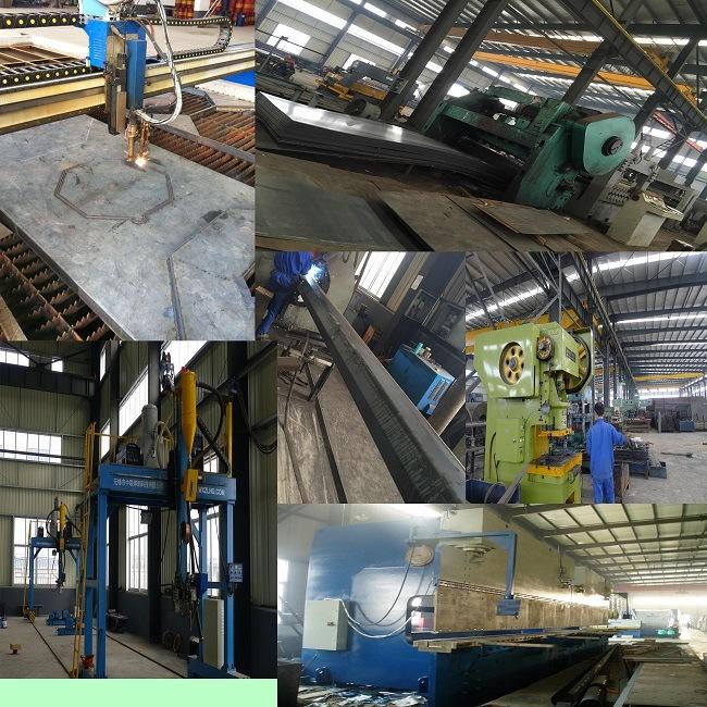 85 FT Galvanized Steel Power Pole