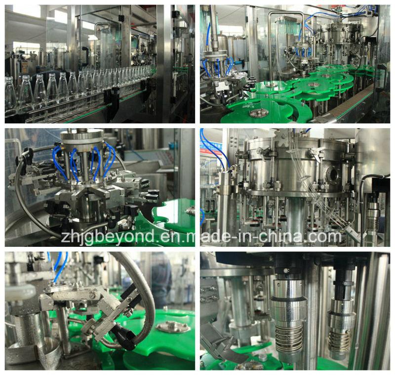 Glass Bottle Beer Bottling Machine[Pdgy Series]