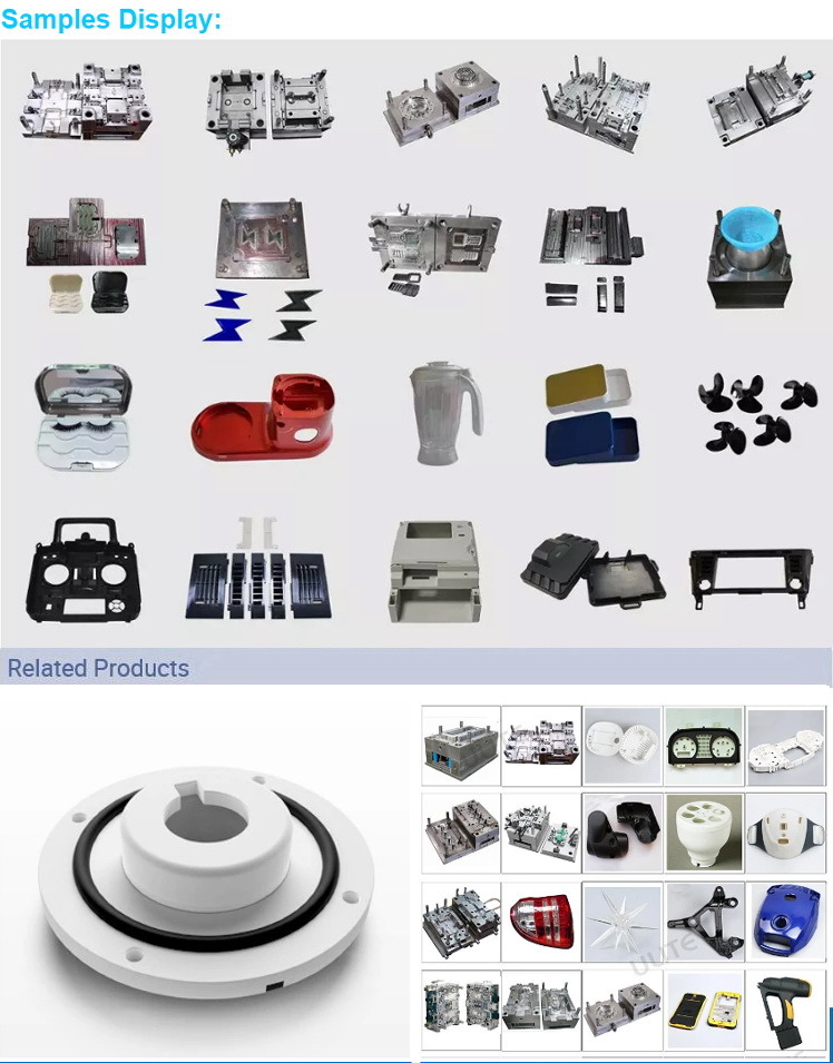 China Professional Mould Tooling Maker and Plastic Mold Manufacturing Injection Auto Part