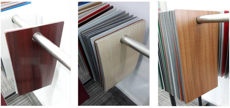 PE PVDF Wood Aluminum Composit Panel Material