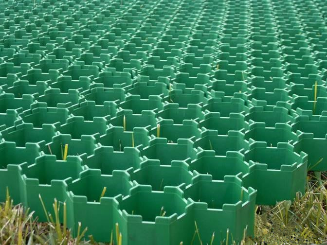 Plastic Grass Grid Paver for Parking Lot