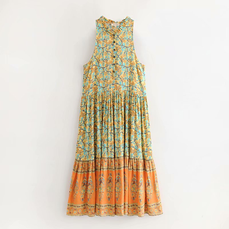 Casual Long Style Dress For Women