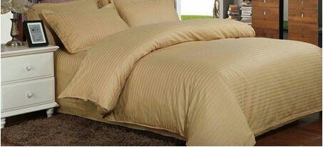 Cheap Promotional 1cm Stripe Bedding Set (DPF201605)